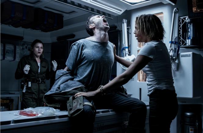 Alien Covenant (2017) Uitgelichte Afbeelding