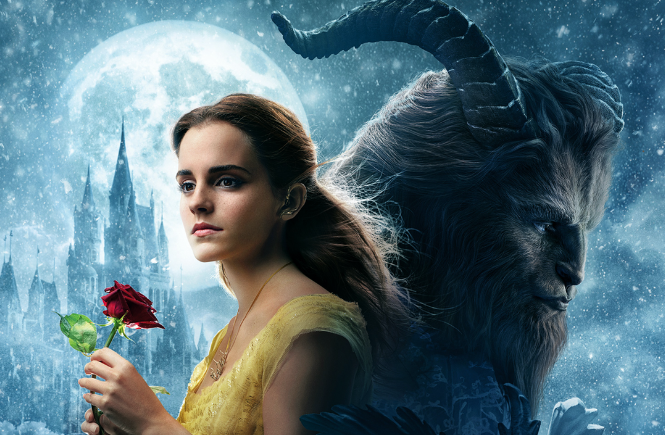 Beauty and the Beast 2017 Foto