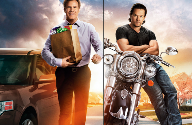 Daddy's Home 2015 Afbeelding