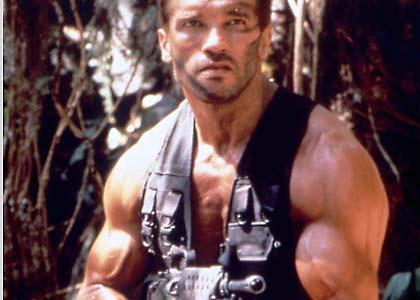 Predator - Arnold Foto