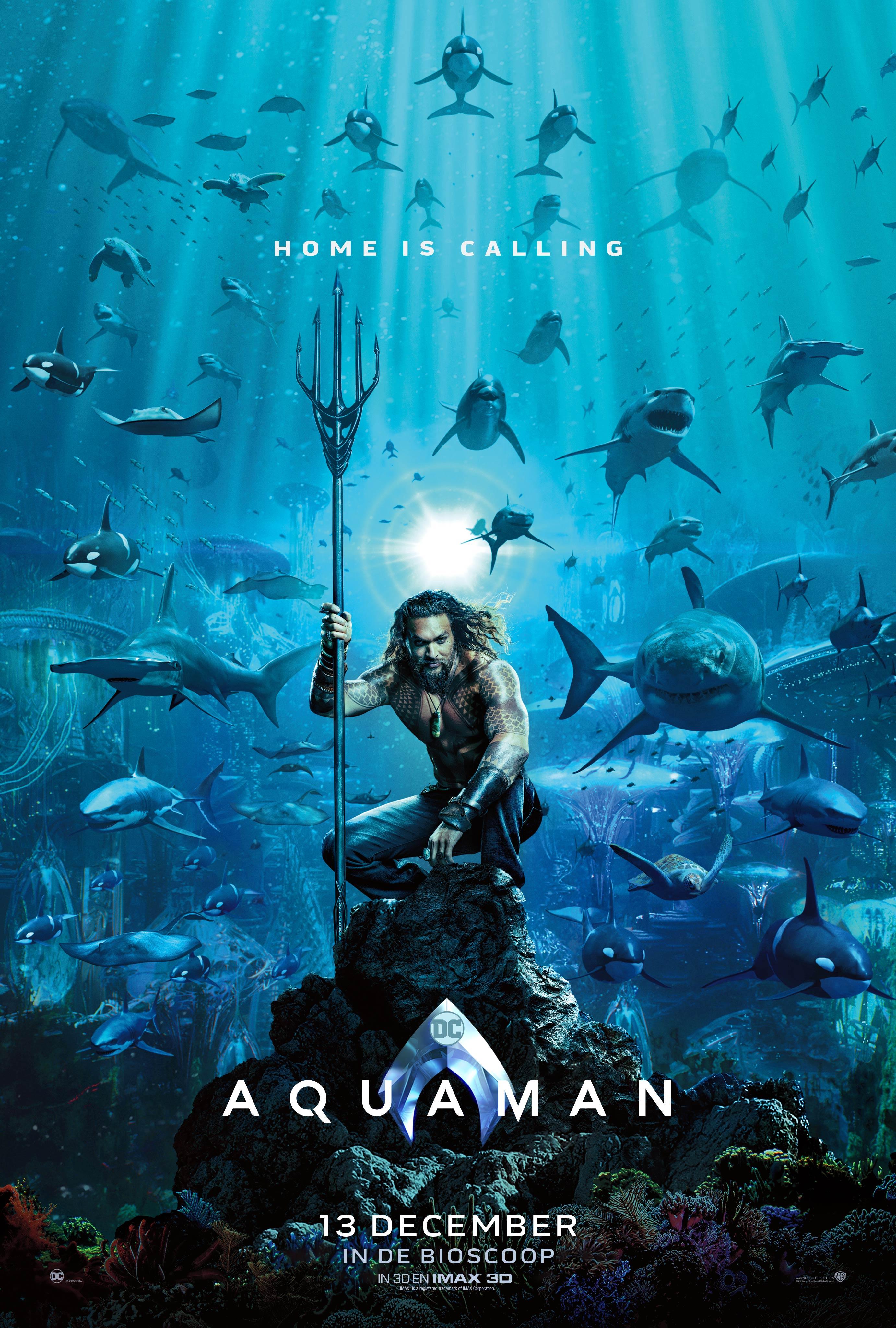 Aquaman - Poster 2