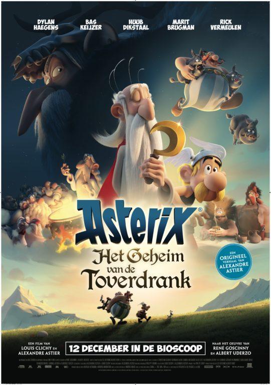 Asterix: Het Geheim van de Toverdrank - Poster