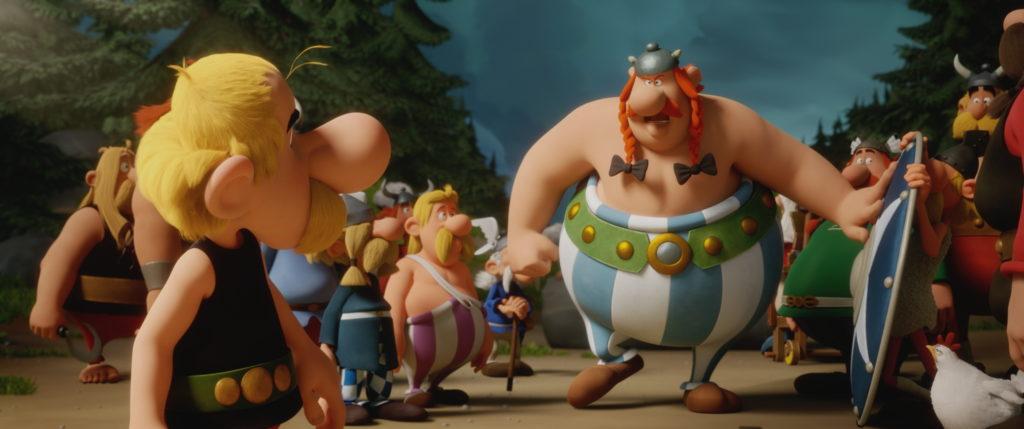 Asterix: Het Geheim van de Toverdrank - Afbeelding 1