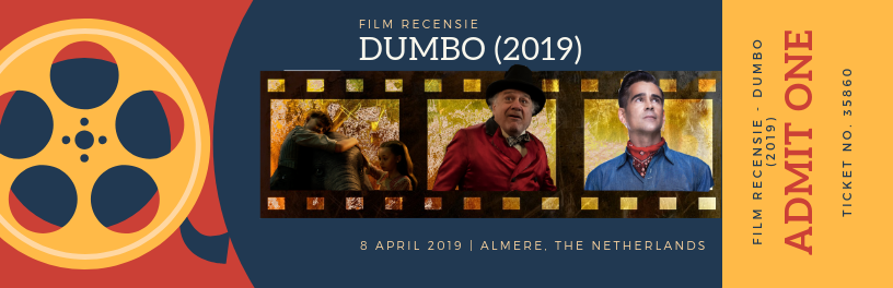 Film Recensie - Movie Ticket - Dumbo (2019)