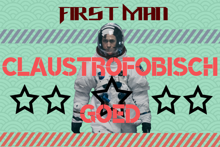 First Man - Claustrofobisch Goed