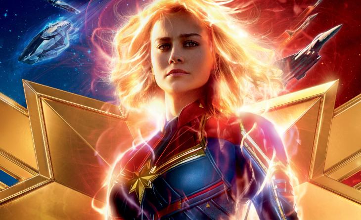 Captain Marvel - Uitgelichte Afbeelding
