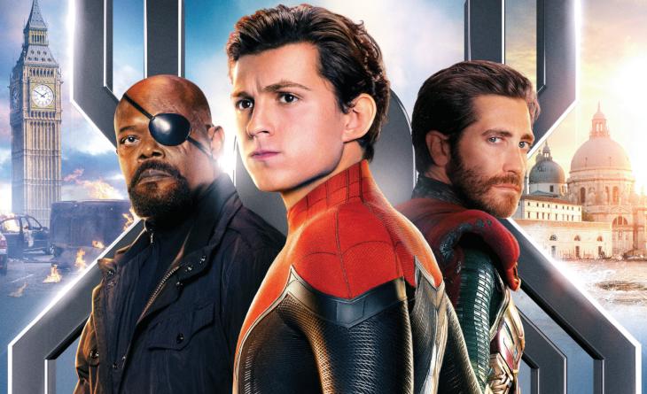 Spider-Man - Far From Home - Uitgelichte Afbeelding