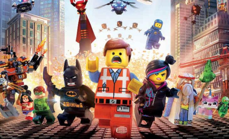 The Lego Movie - Uitgelichte Afbeelding