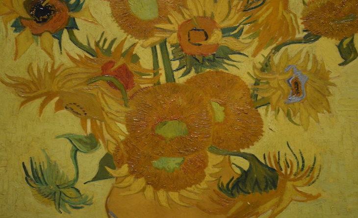Van Gogh en de Zonnebloemen - Uitgelichte Afbeelding