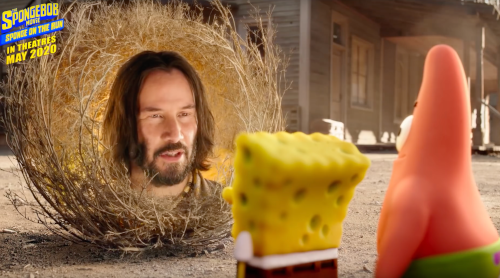 The Spongebob Movie - Sponge On The Run Trailer - Afbeelding 1
