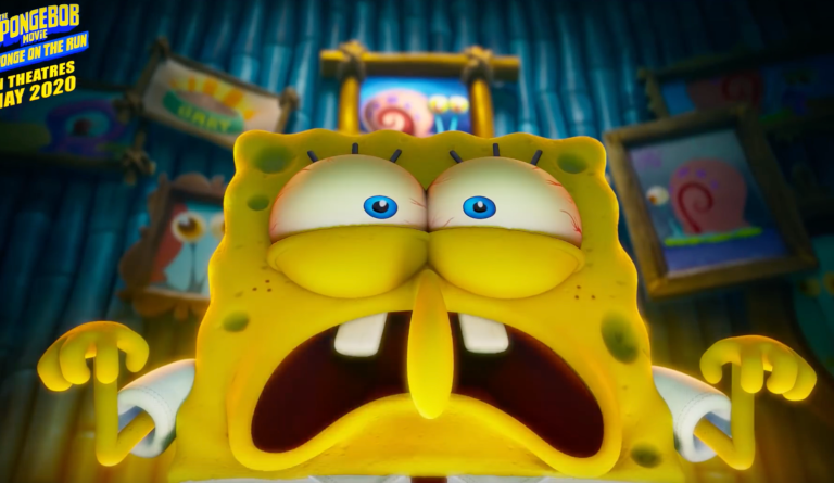 The Spongebob Movie - Sponge On The Run Trailer - Uitgelichte Afbeelding