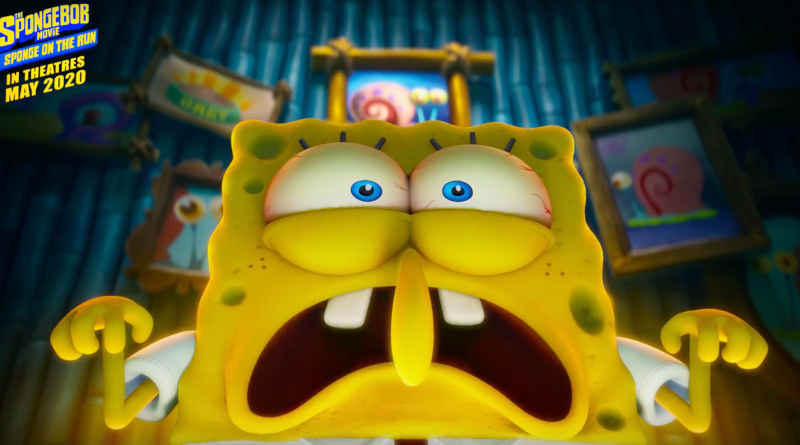 The Spongebob Movie - Sponge On The Run Trailer - Uitgelichte Afbeelding