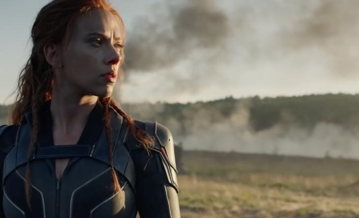 Black Widow - Uitgelichte Afbeelding Trailer