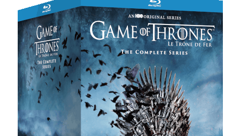 Game of Thrones Boxset Afbeelding 1