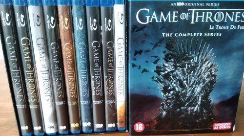 Game of Thrones Boxset Afbeelding 2