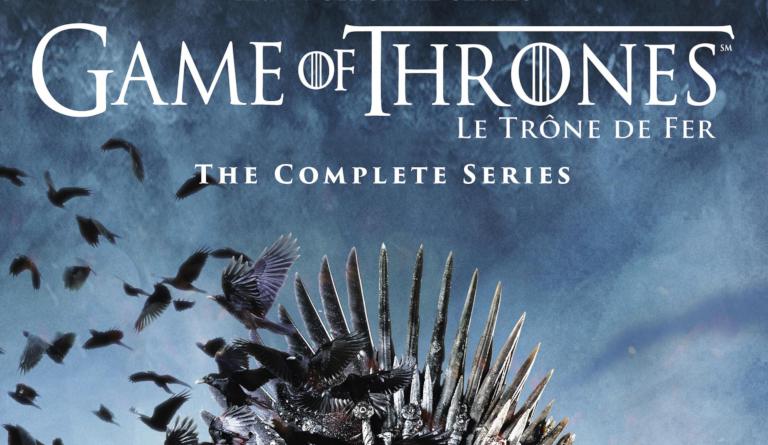 Game of Thrones Boxset Uitgelichte Afbeelding