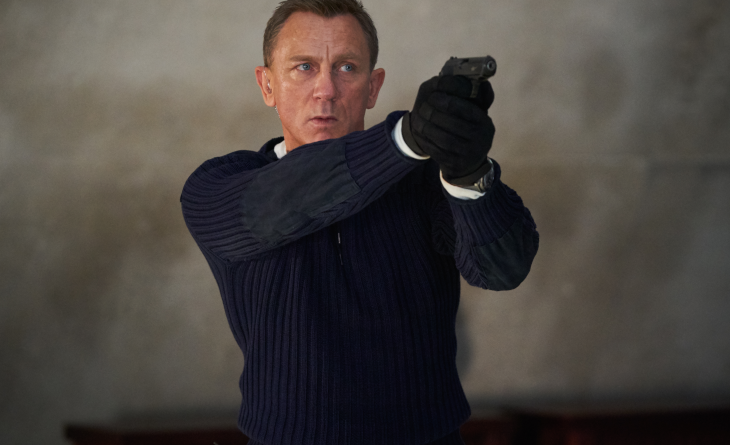 James Bond 2020 Trailer Uitgelichte Afbeelding