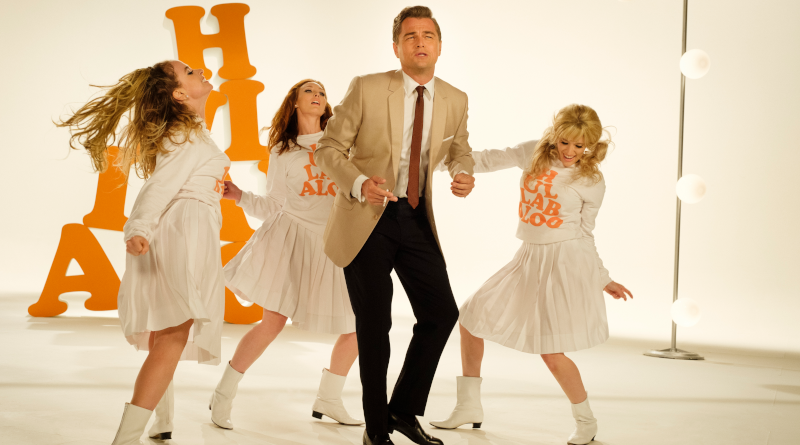 Once Upon a Time in Hollywood Uitgelichte Afbeelding