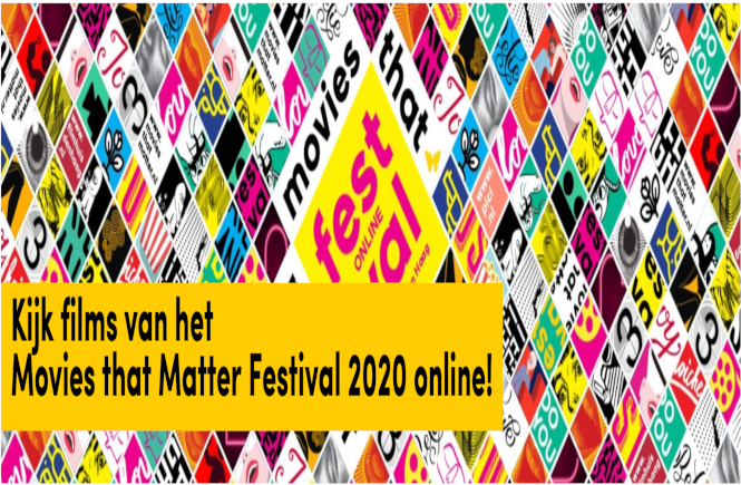 Movies that Matter Festival Online Uitgelichte Afbeelding
