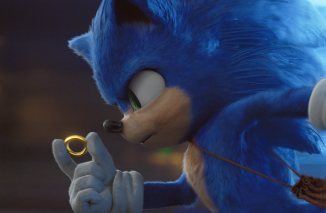 Sonic the Hedgehog (2020) Afbeelding 1
