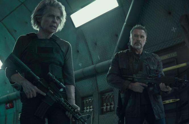 Terminator Dark Fate (2019) Afbeelding 3