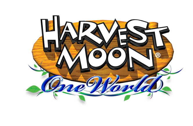 Harvest Moon One World Logo Afbeelding