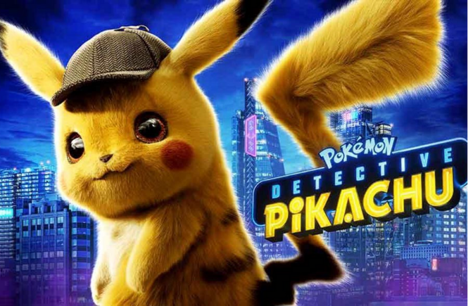 Pokémon Detective Pikachu Afbeelding 2