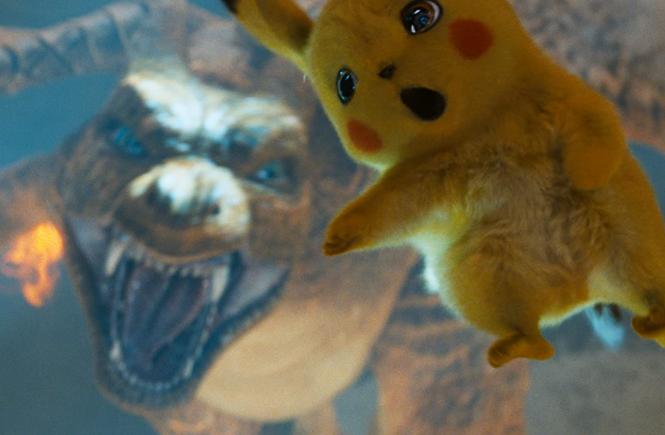 Pokémon Detective Pikachu Afbeelding 1