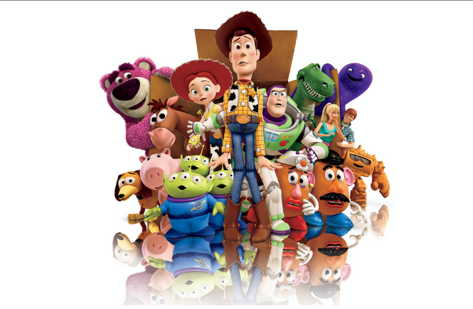 Toy Story 3 Afbeelding 1