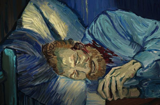 Loving Vincent op MUBI