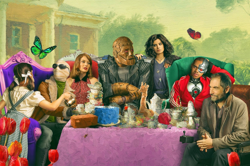 Doom Patrol seizoen 2