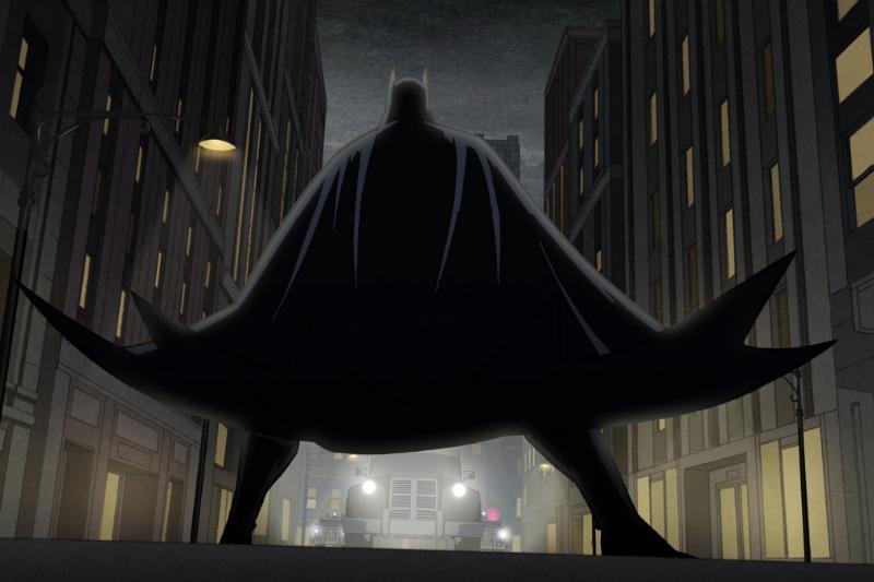 Batman: The Long Halloween - Part One (2021)