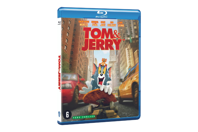 Tom & Jerry Giveaway