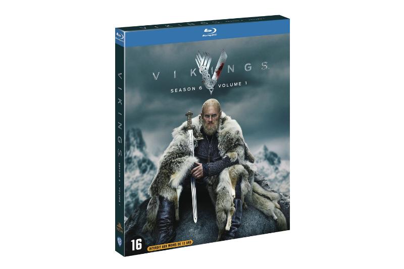 Vikings Seizoen 6 Deel 1 Giveaway