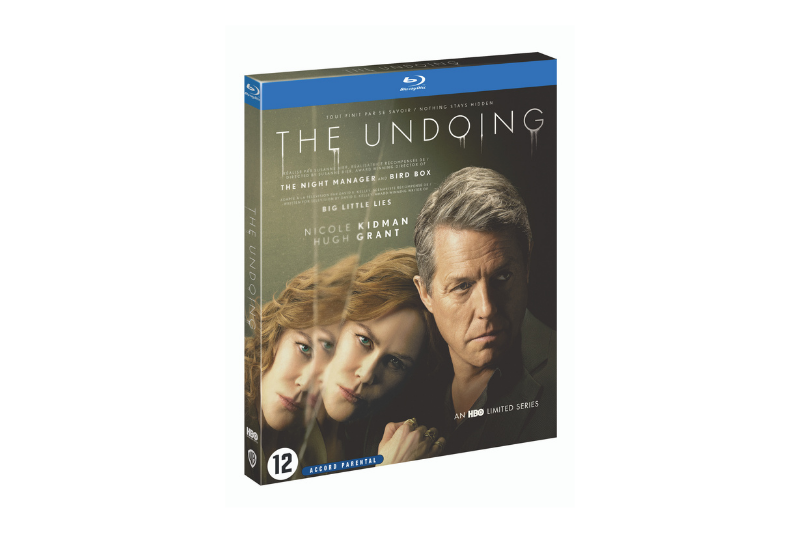 The Undoing Giveaway Miniserie Blu-ray