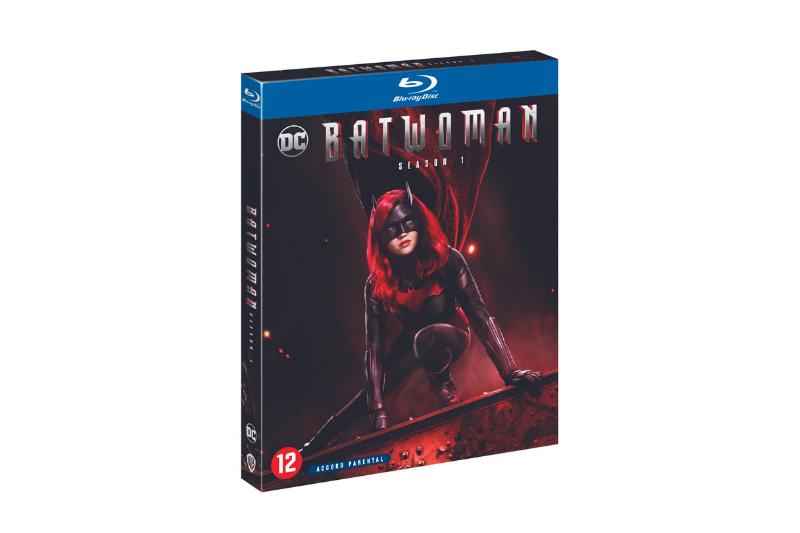 Batwoman Seizoen 1 Giveaway